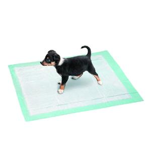 Puppy Pads - Vlies Pads für Puppy Potty WC - 12 Stück