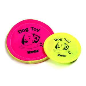 Nylon Frisbee Neon Colored