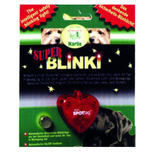 Super Blinki – the intelligent flashing Safety Light!