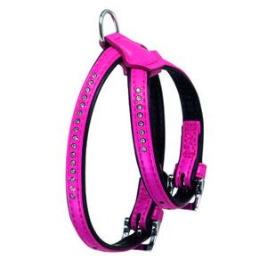Art Leather Plus Geschirr Monte Carlo Pink - 50-56cm