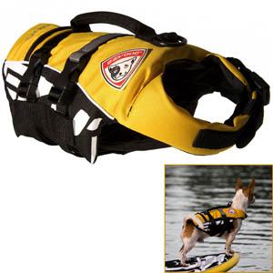 Ezydog - Hunde Schwimmweste Seadog Gelb Micro