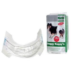 Doggy Nappys -S