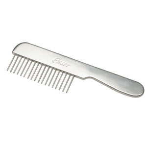Oster Coat Comb with Handle