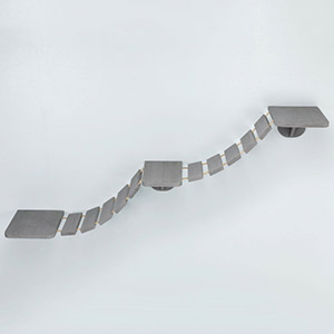 Climbing Ladder for Wall Mounting