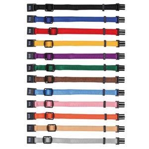 Set Welpen-Halsbänder 17-25cm