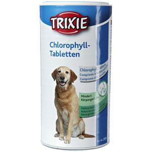 Chlorophyll-Tabletten für Hunde, 125g