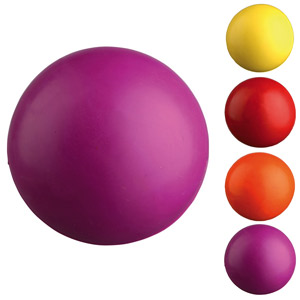 Floatable Natural Rubber Ball - 7 cm